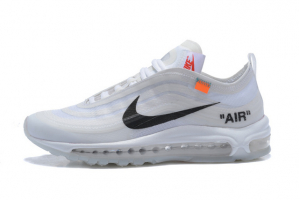 Nike x OFF WHITE Air Max 97 OFF-WHITE  AJ4585-100