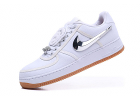 NIKE AIR FORCE 1 LOW TRAVIS SCOTT AQ4211-100