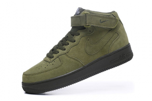 Nike air force1'07 Mid Olive 315123-302