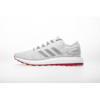 "Adidas Pure Boost ""Grey Red"" CM8333"