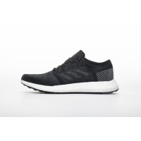 "Adidas Pure Boost GO ""Core Black/Grey/Grey"" AH2319"