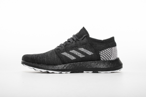 "Adidas Pure Boost GO LTD ""Core Black/Carbon-Footwear White"" BB7804"