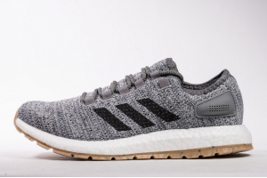"Adidas Pure Boost ""Grey White"" S80783"