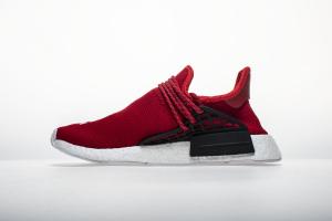 "Pharrell Williams x Adidas NMD Human Race ""Red"" BB0616"