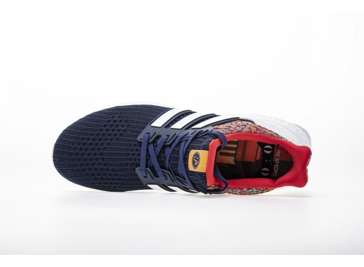 """de48dbcfdaf Купить Adidas Ultra Boots 4.0 D11 """"ShangHai White Blue"""" BY1756 в ..."""