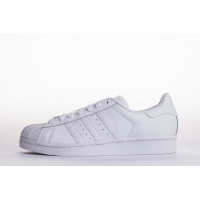 Adidas Superstar Shoes Running White Ftw S85139