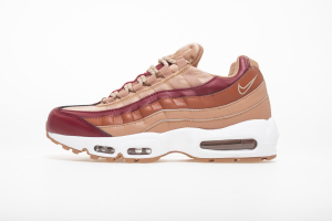 Nike Air Max 95 PRM White Red Bare Pink 807443-60