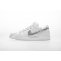 """Nike SB Dunk Low Pro OG QS """"White BV1310-100"""