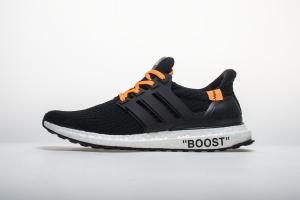 Adidas Ultra Boost 4.0 Black White