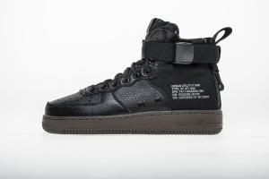 "Nike Special Field Air Force 1 Mid ""Triple Black""917753-002"