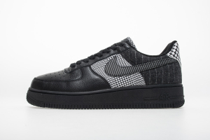 "Nike Air Force 1 Lo ""PATCHWORK"" AT0062-001"