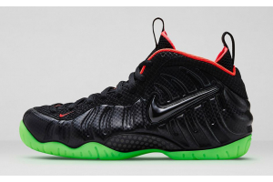 "Nike Air Foamposite Pro ""Solar Red"" 616750-001"