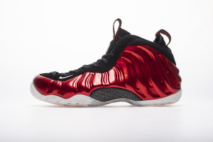 "Nike Air Foamposite One ""Metallic Red"" 314996-610"