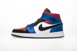 "Air Jordan 1 Mid GS ""Top 3"" 554725-124"