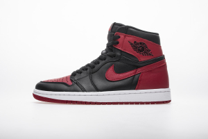 "Air Jordan 1 High ""Banned"" 555088-001"