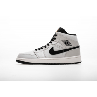 "Air Jordan 1 Mid ""Light Bone"" 852542-002"