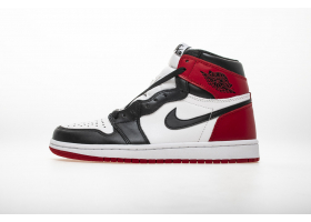 "Air Jordan 1 OG High ""Black Toe"" 555088-125"