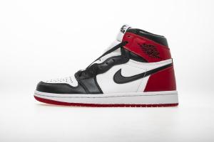 """Air Jordan 1 OG High """"Black Toe"""" 555088-125"""