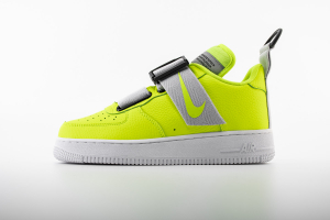 "Nike Air Force 1 Utility ""Volt"" AO1531-700"