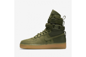 """Nike Special Forces Air Force 1 """"Faded Olive/Faded"""" 859202-339"""