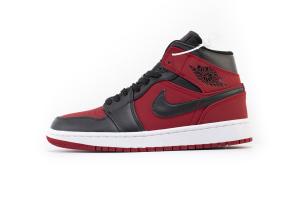 Air Jordan 1 Mid Gym Red/Black/White 554724-610