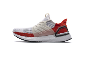Adidas Ultra Boost 5.0 Raw White Active Orange F35245