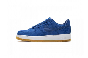 Fragment Clot x Nike Air Force 1 PRM Game Royal CJ5290-400