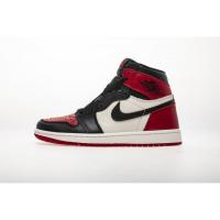 """Air Jordan 1 """"Black Toe""""2.0 555088-610"""