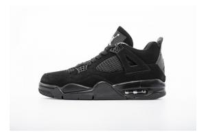 "Air Jordan 4 ""Black Cat"" 308497-002"