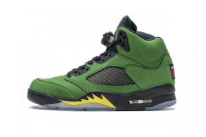 "Air Jordan 5 SE ""Oregon"" CK6631-307"