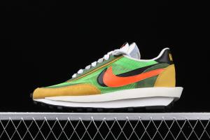 Sacai x Nike LVD Waffle Daybreak Swoosh BV0073-300
