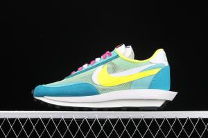 Sacai x Nike LVD Waffle Daybreak Swoosh BV0073-600