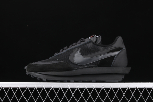 Sacai x Nike LVD Waffle Daybreak Swoosh BV0073-002