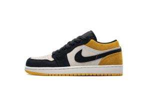 Air Jordan 1 Low University Gold 553558-127