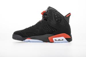 """Air Jordan 6  """"Black Infrared """" 384664-060"""
