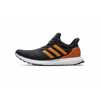 Adidas Ultra Boost 4 0 Core Black Solar Orange EH1423