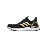 Adidas Ultra BOOST 20 CONSORTIUM Black Gold EE4393