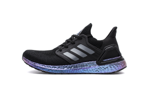 Adidas Ultra BOOST 20 CONSORTIUM Black/Purple EF0702