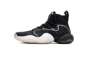 adidas Pharrell Crazy BYW Black White B41858