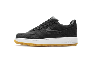 Fragment Clot x Nike Air Force 1 PRM Black CZ3986-001