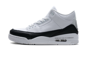 Air Jordan 3 Black White DA3595-100