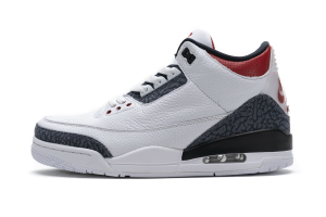 "Air Jordan 3 SE DNM""Fire Red""  CZ6431-100"