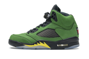 "Air Jordan 5 SE ""Oregon"" CK6631-307"