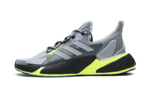 adidas X9000L4 Boost Grey Green FW8385