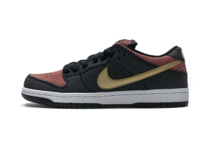 "Nike Dunk Low Premium SB QS""Walk Of Fame"" 504750-076"