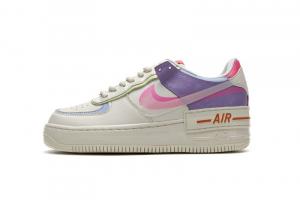 Nike W Air Force 1 Shadow Pale Ivory Pink CU3012-164