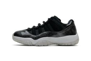 """Air Jordan 11 Retro Low """"Barons"""" 528895-010"""
