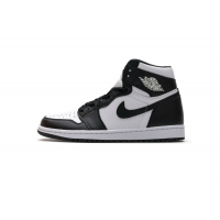 Air Jordan 1 Retro High OG Black White 555088-010