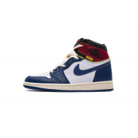 Air Jordan 1 OG Hi Retro Blue Toe BV1300-146