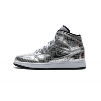 "Air Jordan 1 Mid SE ""Disco Ball"" CU9304-001"